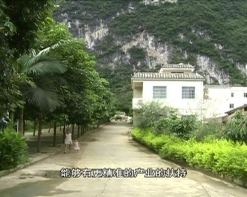 大新:发展乡村旅游 促进农民增收