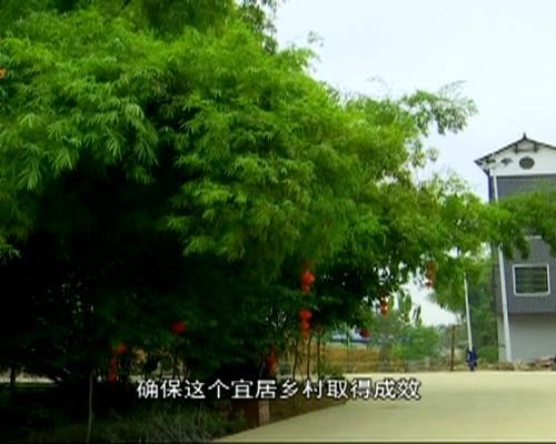 江州区:打造生态宜居环境  促进...