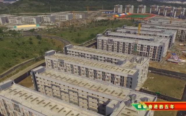 广西城市职业学院崇左校区正式启用...